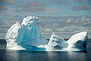Picture 'Ant1_1_02663 Iceberg, Antarctica and sub-Antarctic islands, South Orkney'