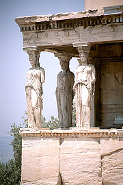 Picture 'Gr1_09_11 Erechtheion, Ruins, Greece'